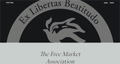 Preview of freemarketassociation.org